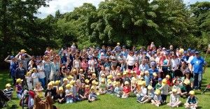 Group Photo, Family Day, 13 June 2009
