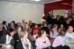 Previous Information Evening Audience